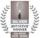 Asia Pacific Stevie Awards Silver